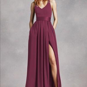 Vera Wang Bridesmaid Dress size 16